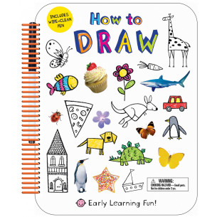 How to Draw: Early Learning Fun