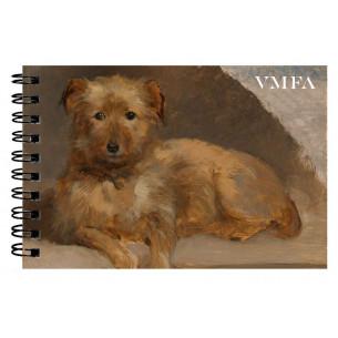 *Sir Edwin Landseer R. A. A Terrier on a Step Notebook