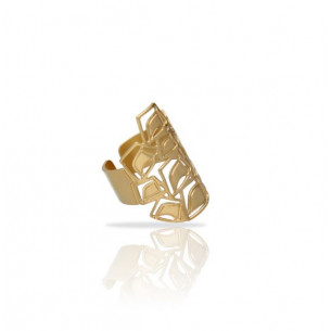 Africa Gold Ring