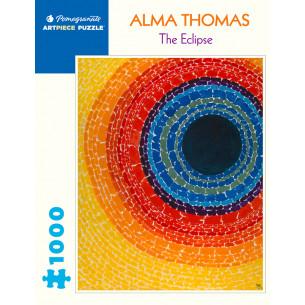 Alma Thomas: The Eclipse 1000-Piece Jigsaw Puzzle