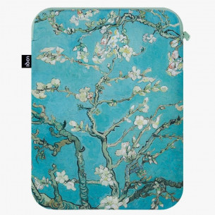 Almond Blossom Recycled Laptop Cover