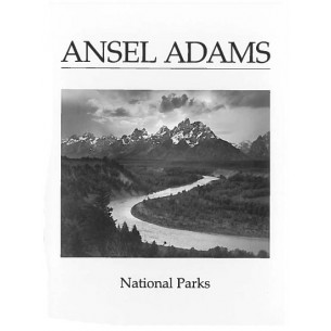 Ansel Adams Boxed Notecards - National Parks