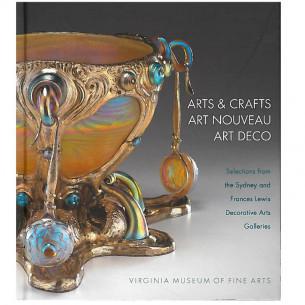 Arts & Crafts, Art Nouveau and Art Deco