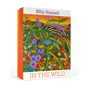 Billy Hassell: In the Wild Boxed Notecards
