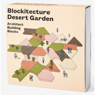 Blockitecture® Desert Garden