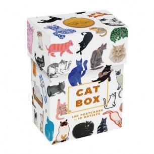 Cat Box Postcards