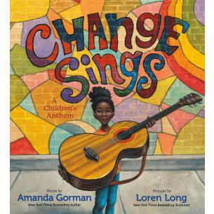 *Change Sings A Children's Anthem - Amanda Gorman