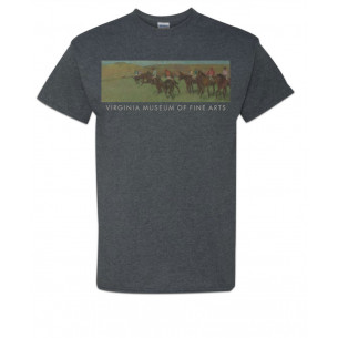 *Edgar Degas At the Races: Before the Start T-Shirt