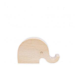 Phone Stand - Elephant Beechwood