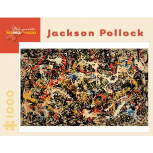 *Jackson Pollock: Convergence Puzzle