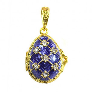 *Fabergé Egg Pendant - James Madison University