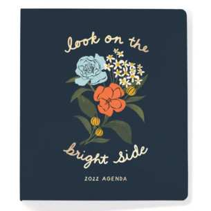 Look on the Bright Side 2022 Planner