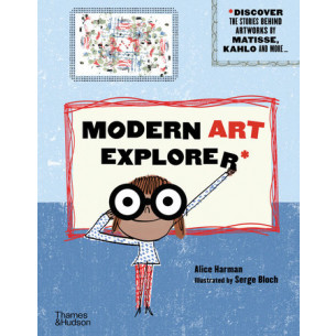 Modern Art Explorer: Discover the Stories Behind Famous Artworks
