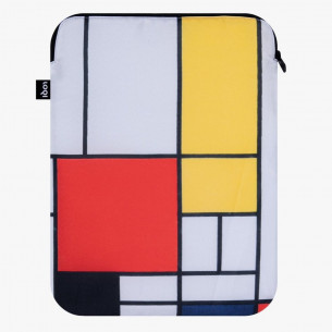 Piet Mondrian Composition Recycled Laptop Cover