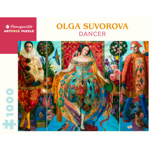 *Dancer: Olga Suvorova 1000-Piece Jigsaw Puzzle