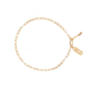 Solo Bracelet - Gold