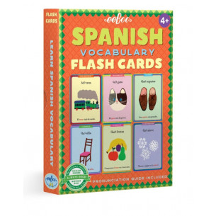 Spanish Vocabulary Flashcards