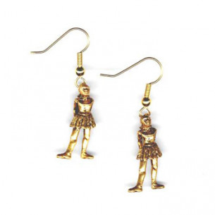 Degas Little Dancer Earrings