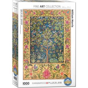 William Morris Tree of Life Tapestry 1,000 Piece Puzzle