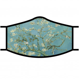*Face Mask - Van Gogh Almond Blossom