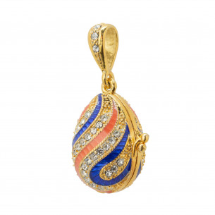 *Fabergé Egg Pendant - Virginia State University