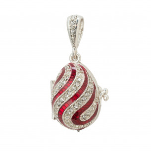 *Fabergé Egg Pendant - Virginia Union University
