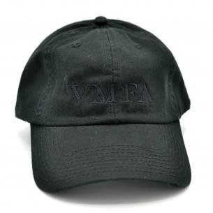 **VMFA Logo Baseball Cap - Black