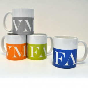 VMFA Logo Mug - 4 Colors
