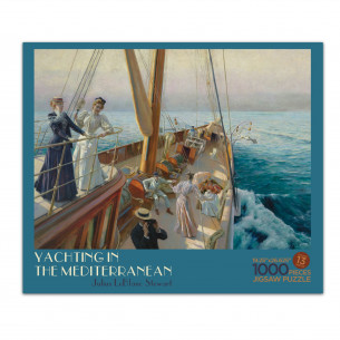 *Yachting in the Mediterranean Puzzle