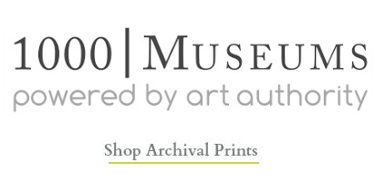 1000 Museums Archival Prints